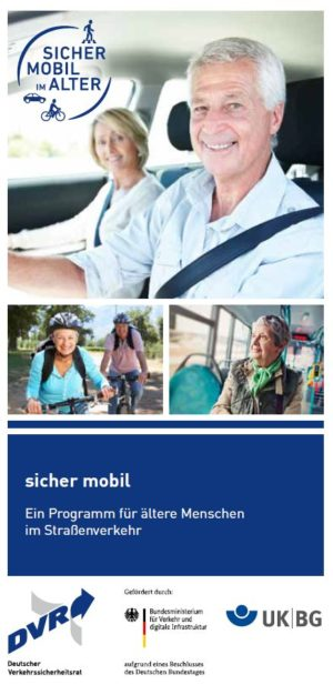 Dvw Sicher Mobil Infobroschuere 2019