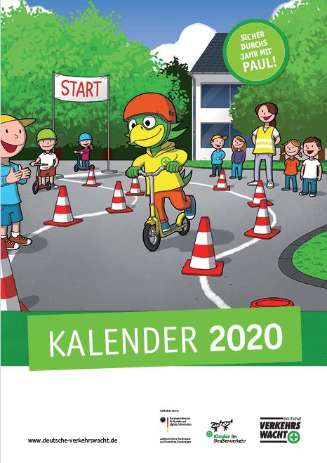Paul Kalender 2020