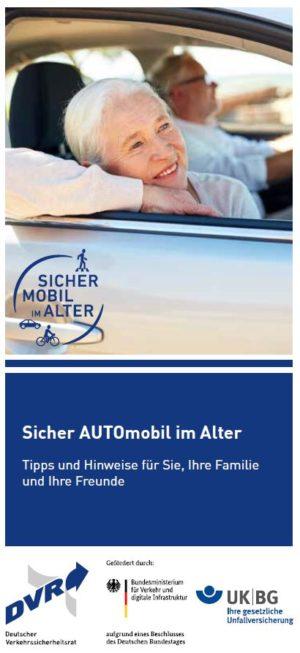 Dvw Sicher Mobil Broschuere Sicher Und Mobil Im Alter 2019