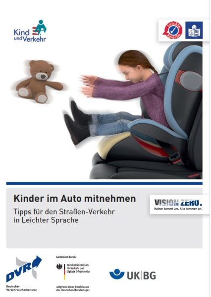 Kinder Im Auto Mitnehmen