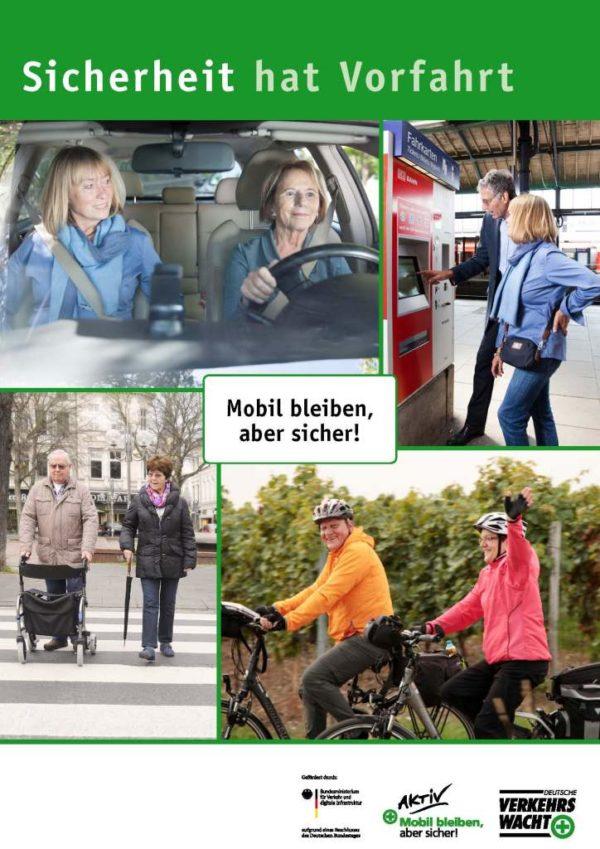 Dvw Mobil Bleiben Plakat Ohne 2018