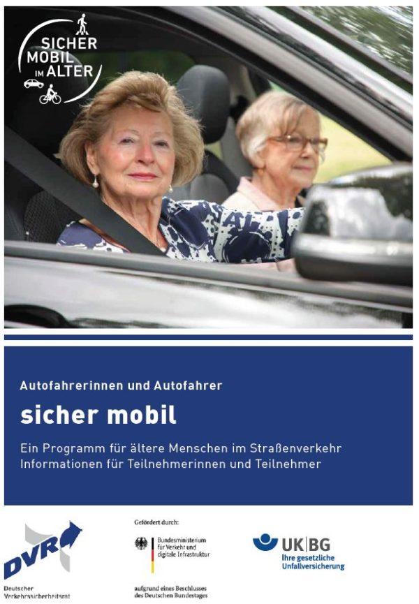 Dvw Sicher Mobil Broschuere Tn Auto 2020
