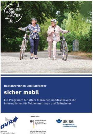 Dvw Sicher Mobil Broschuere Tn Fahrrad 2020