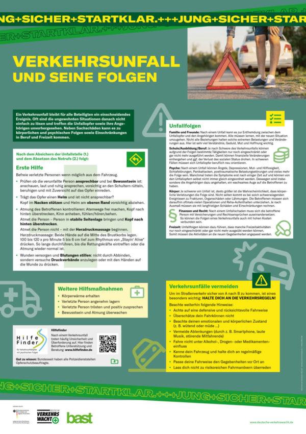 Dvw Jus Pbverkehrsunfall Klassenposter Dina1 2020